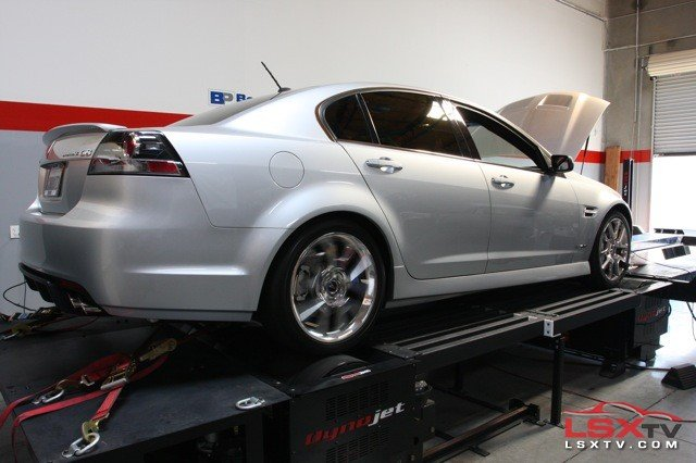 Pontiac G8 GXP Power Upgrade