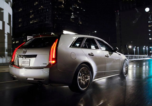 Cts V Wagon Grocery Getting Made Amazing Lsx Magazine