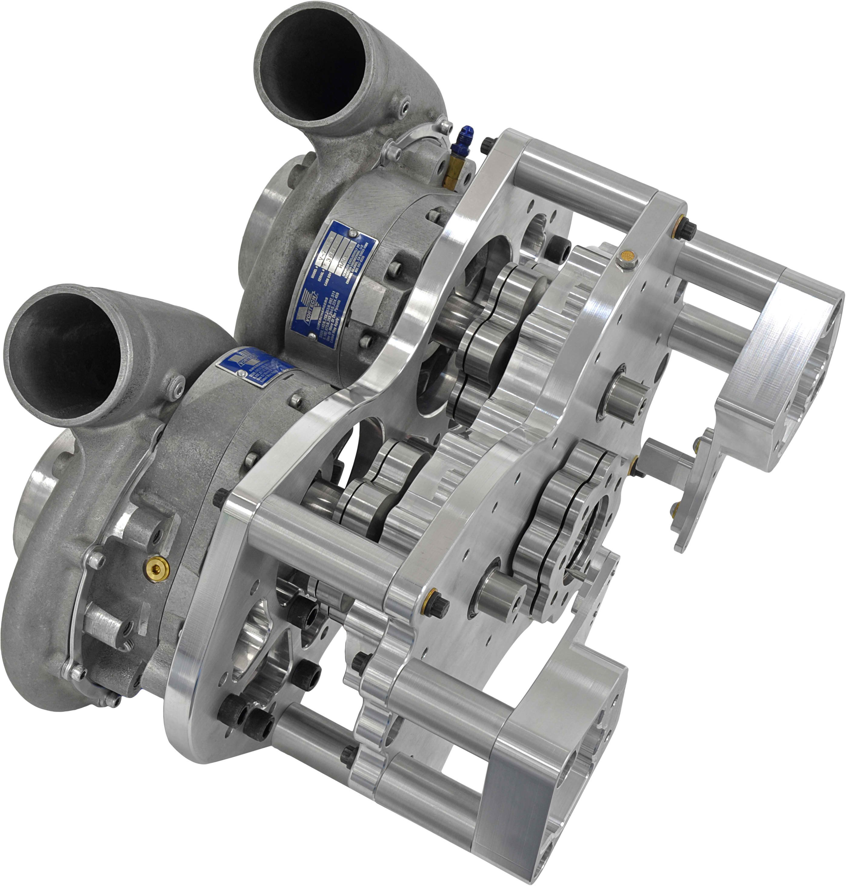 New Chassisworks Single And Dual Supercharger Gear Drives