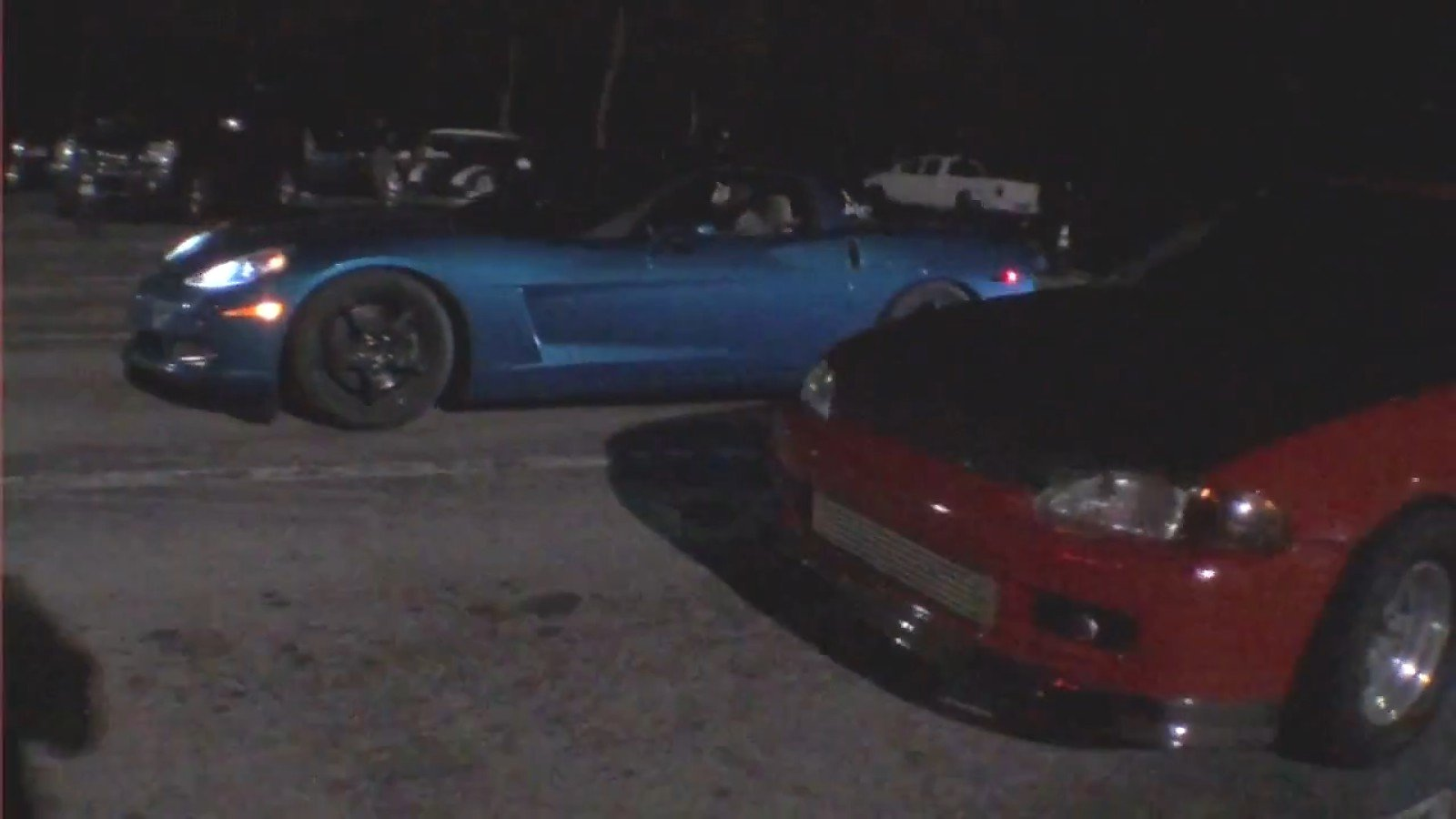 Video: Bolt-On C6 Corvette Duels Nasty Turbo Civic at the Strip