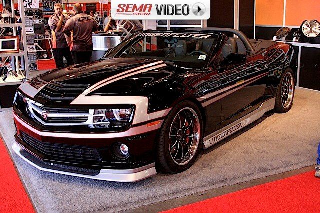SEMA 2011: Lingenfelter Signature Series Cars and Crate Engines
