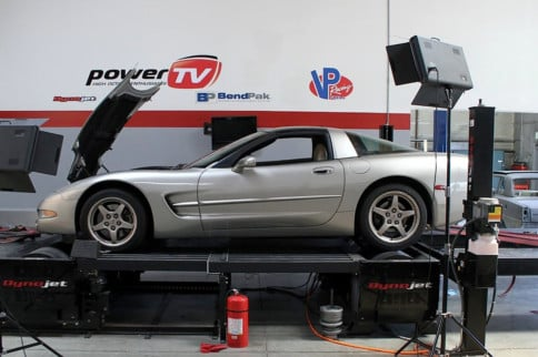 Project Y2k: Stage 3 & 4 Upgrades from Corvette Central Performance