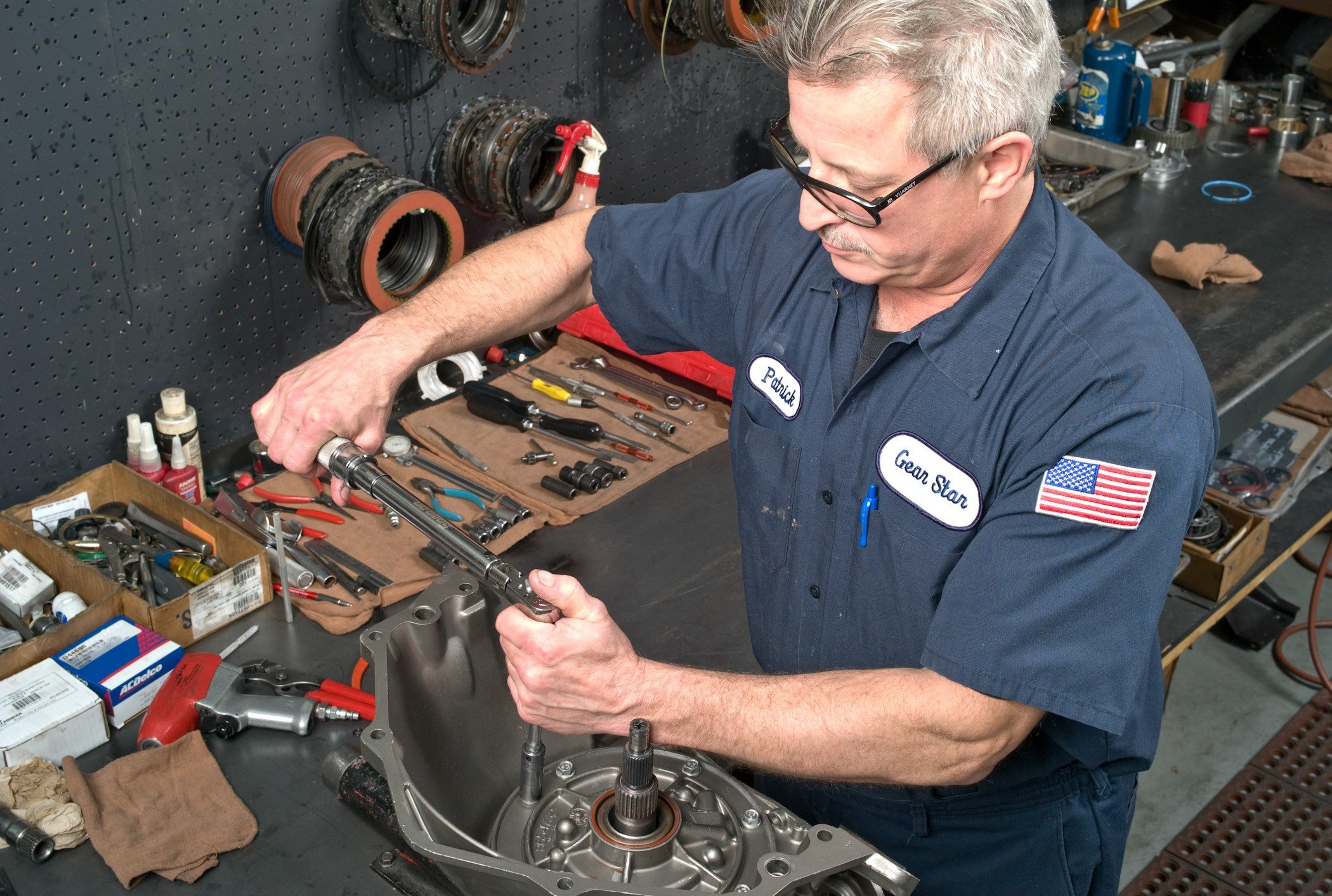 Upgrading GM 4L70E Auto Transmissions with Gearstar