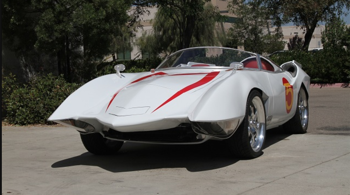 Mark Towle - Turning C4 Corvettes into Mach 5 Dreams