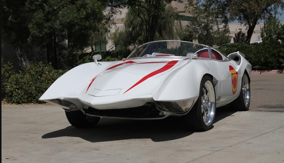 Mark Towle Turning C4 Corvettes Into Mach 5 Dreams