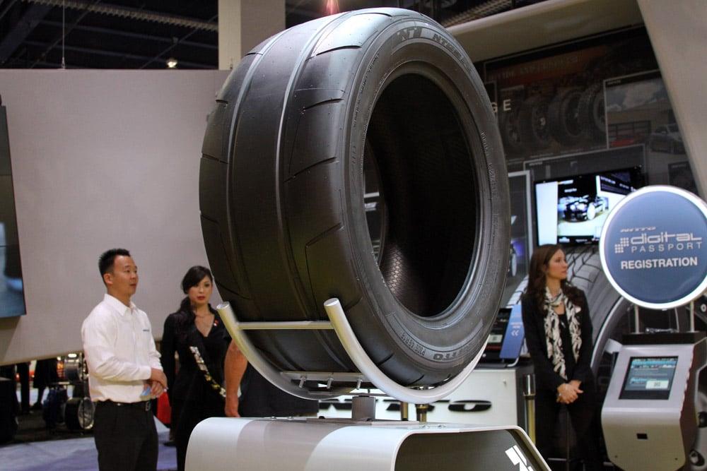 SEMA 2012: Nitto Tires Celebrates 2-million Fans