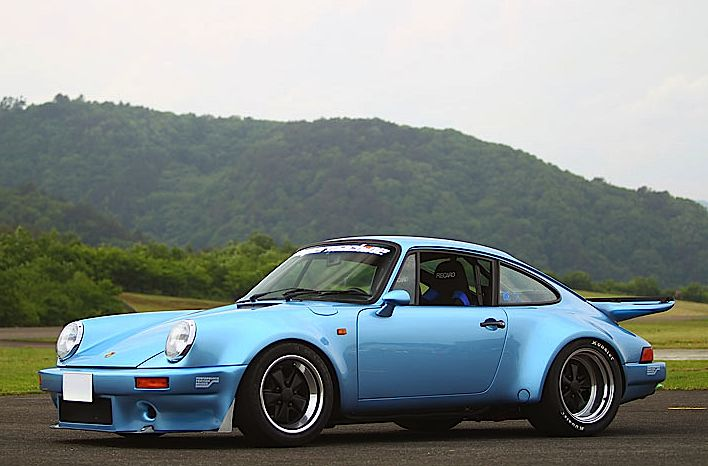 Video: Supermachine Porsche 930 Has A Dirty Little Secret