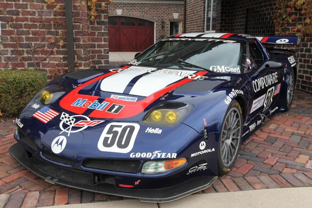 Keeping Corvette History Alive George Krass Le Mans C5r