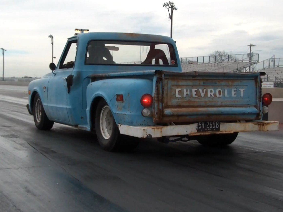 Video: DBRODS Turbo LS-Powered C10 Sleeper Runs Mid-10s
