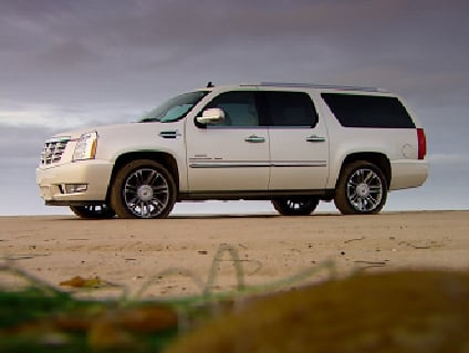 Video: Lingenfelter Escalade Takes on Competition on Top Gear US