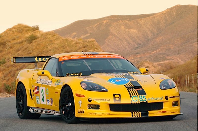 eBay Find of the Day: 2006 Corvette C6.R ALMS GT1 Tribute ...