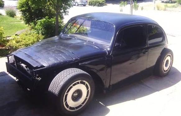 Craigslist Find: 1984 Corvette Meets 1968 Beetle... Or Something