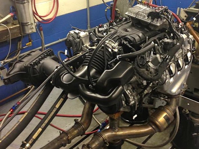 Dyno Video: Katech Performance Adds 23 Horsepower to LT1 Engine