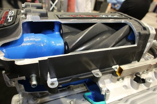 5th Gen Camaro Supercharger Features