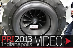 PRI 2013: Turbonetics Goes Big-Time