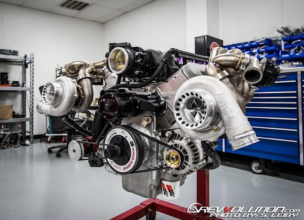 Swap Insanity Matt Owen S Ridiculous Twin Turbo Lc9