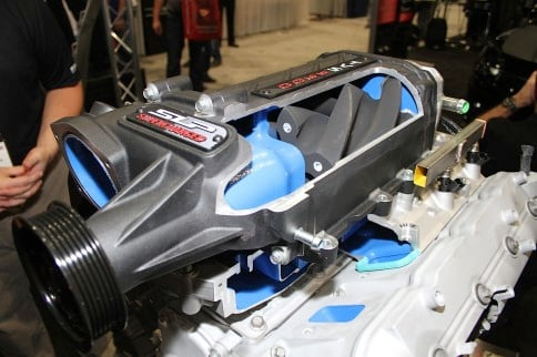 Inside TVS Supercharger Technology