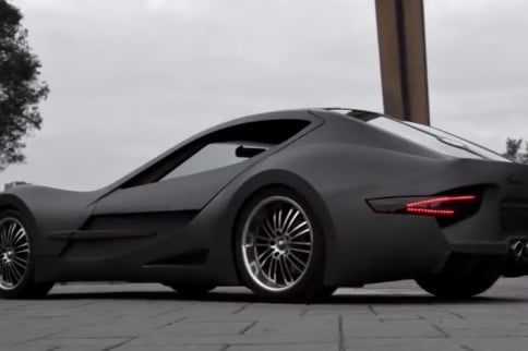 Video: French-Canadian Supercar with LS Power - Too Ugly to Live?