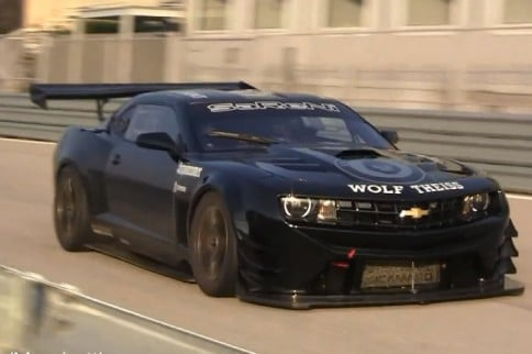 Video: The Sweet Sound of the Reiter Engineering GT3 Camaro