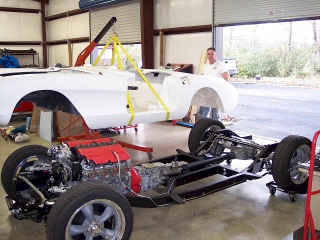 Don't Call It A Kit Car - Corvette Central's Concept '57