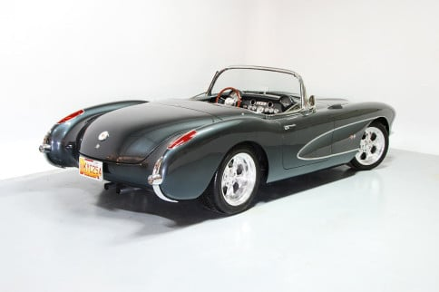 Don't Call It A Kit Car - Corvette Central's Concept '57 Repro Body