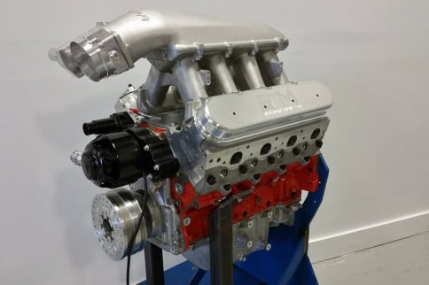 Video: Steve Morris Engines Builds 2,075-horse LSX For Drag Week