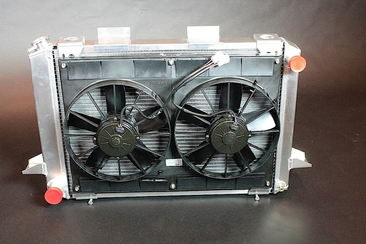 How To Choose A Radiator And Fan Module For Your Ls
