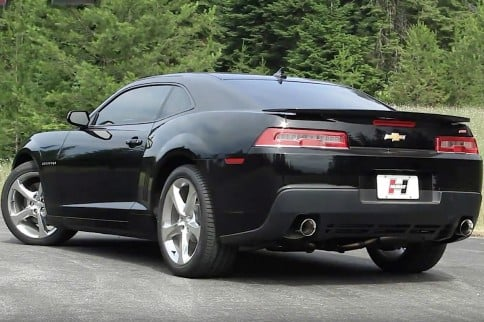Video: Hurst Elite Series Cat-Back Exhaust For '10-'15 Camaro SS
