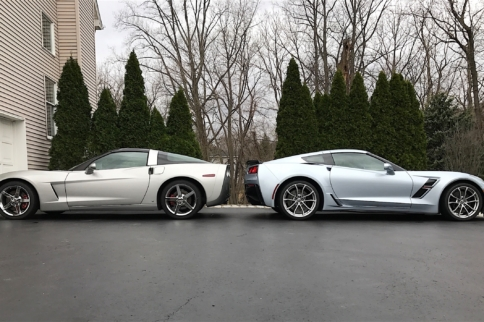 Editor's Choice: The C7 Stingray Versus The Z06
