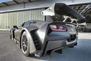World Debut: Callaway Corvette C7 GT3-R at Hockenheim
