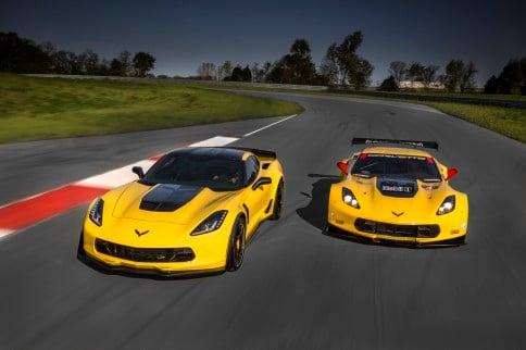 Video: First Corvette Z06 C7.R Brings $500,000 At Barrett-Jackson