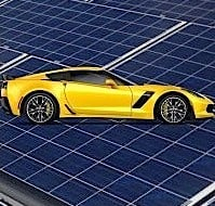 Corvette Factory's New Solar Array Will Be The Largest in Kentucky