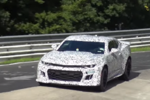 Rumor: Chevy To Debut New ZL1 Camaro At Detroit Auto Show Next Month