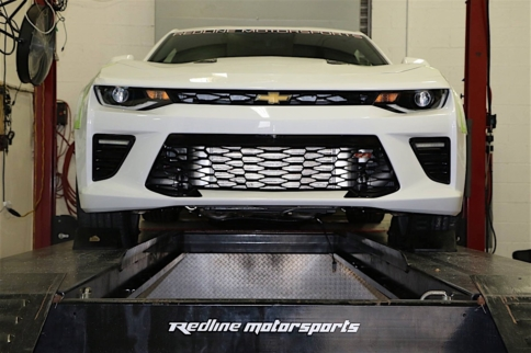 Video: Redline Motorsports First To Twin Turbo'16 Camaro