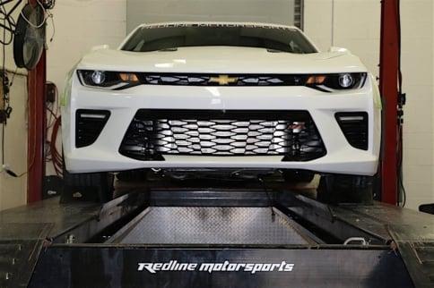 Video: Redline Motorsports First To Twin Turbo'16 Camaro