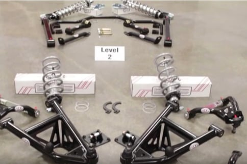 Video: QA1 Staged Handling Kits Allow Upgrades From Mild To Wild