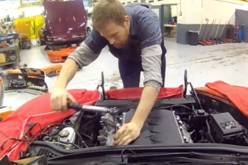 Video: Magnuson Heartbeat Supercharger Install Timelapse at LPE