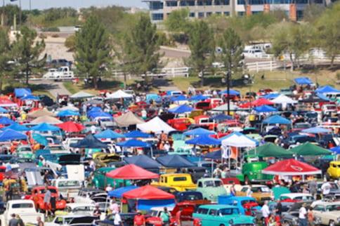 Event Alert: Goodguys 7th Spring Nationals, Scottsdale, Arizona