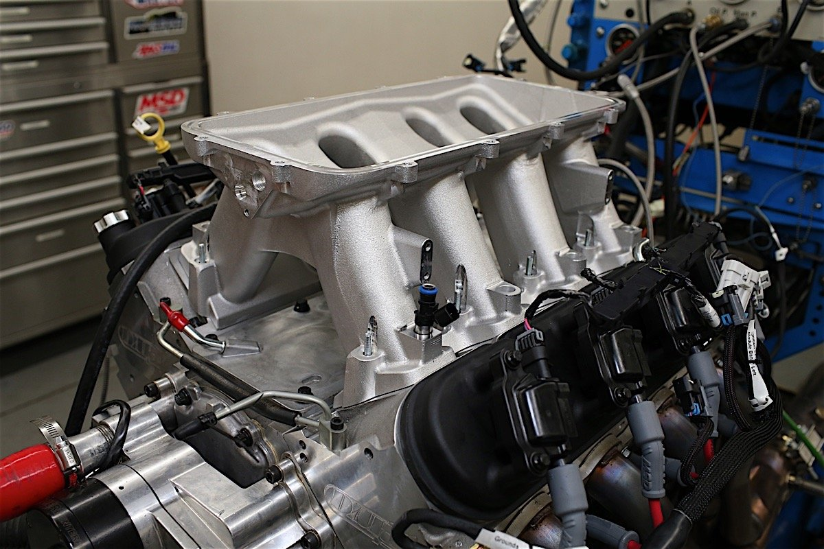 LS3 Bolt-On Intake Manifold Comparison