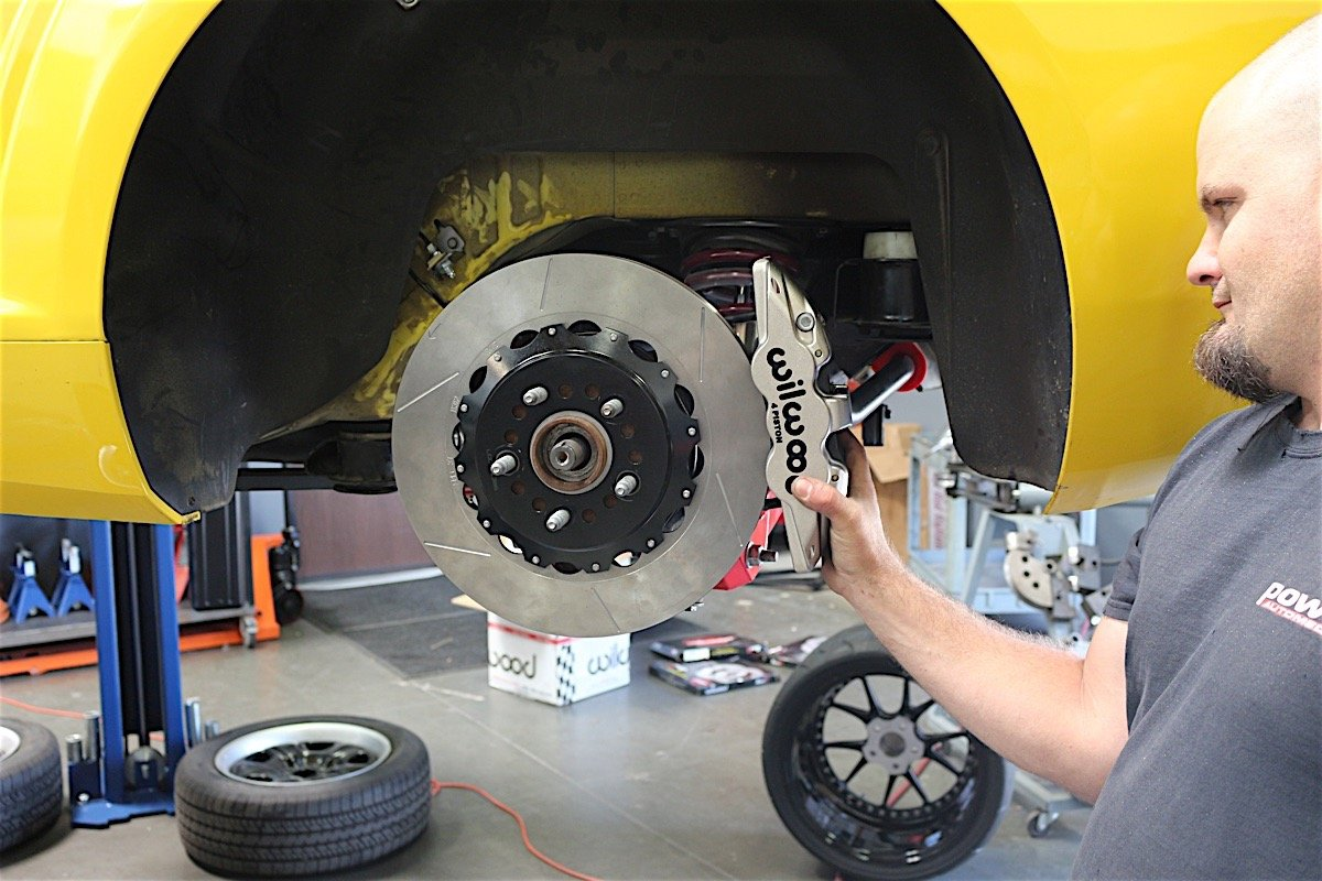 Wilwood Puts The Brakes On Our Theft Recovery Camaro