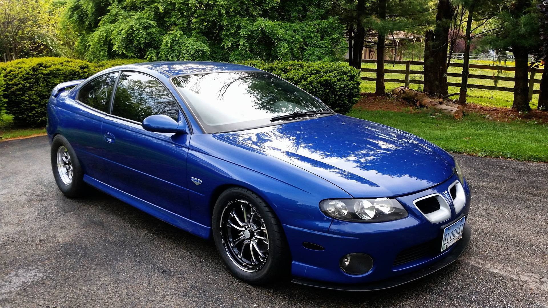 This Unassuming Gto Is Set To Go 9s With A Built 416