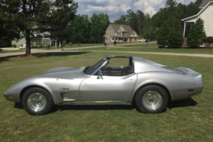 Craigslist Find: Is This '75 for $7,500 The Perfect First-'Vette?