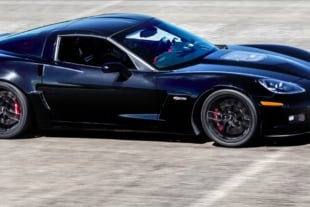 Video: Battery-Powered C6 Breaks 200 MPH And Second Record