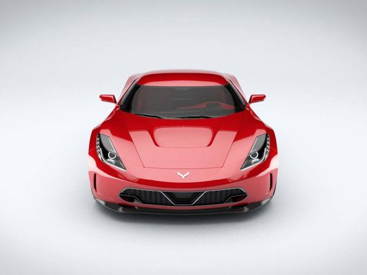Newsflash Mid Engine Supercar Coming C7 To Live Through 2021