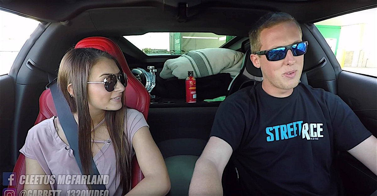 Video: Learning To Drive Manual In A 900 Horsepower Corvette
