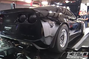 Video: Vengeance Racing's Corvette From Hell Makes 1,277 On The Dyno