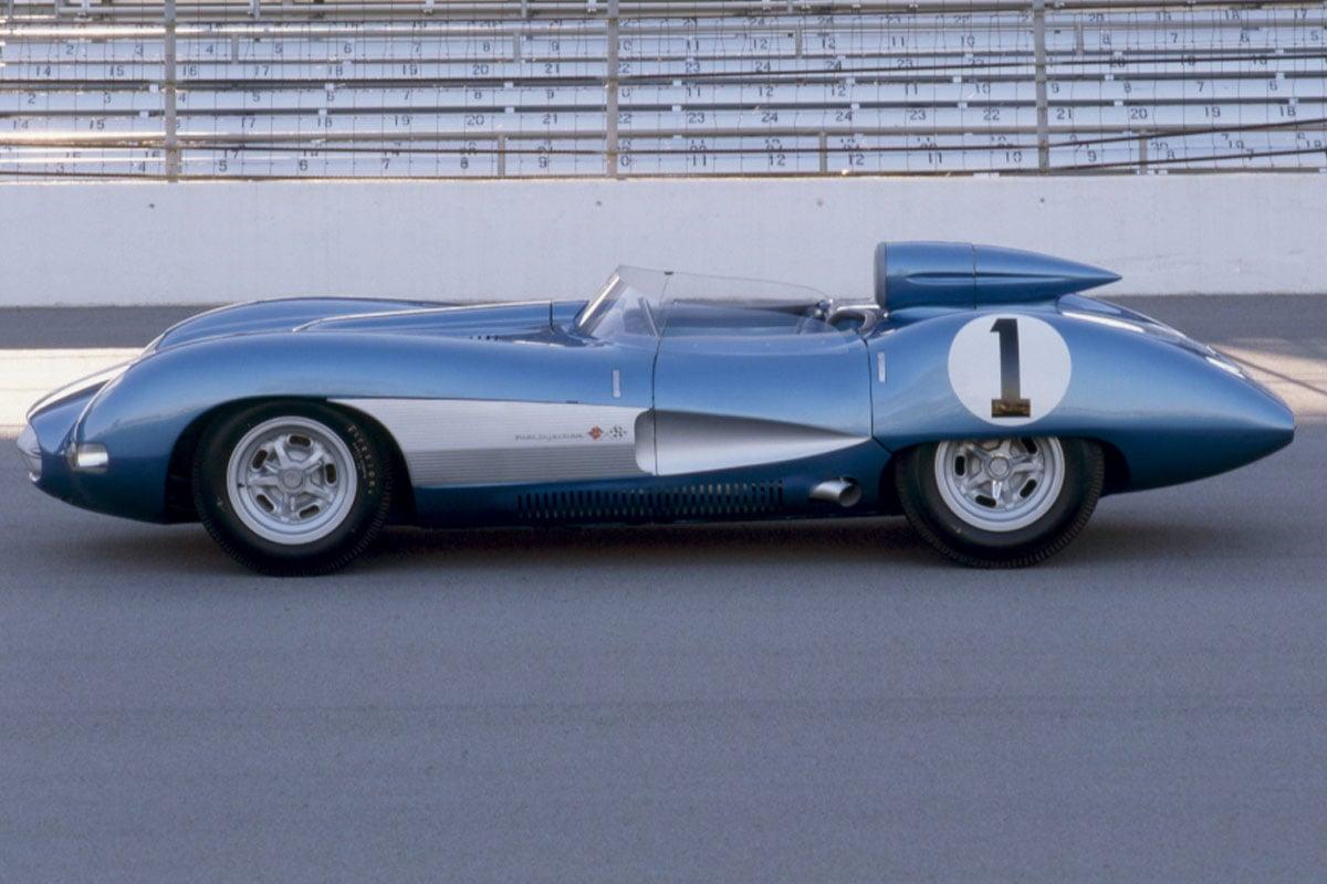 Dream Garage 1957 Corvette SS XP 64