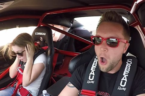 Video: ZL1 Is So Loud It Sets Off Its Air Bags At 140 MPH