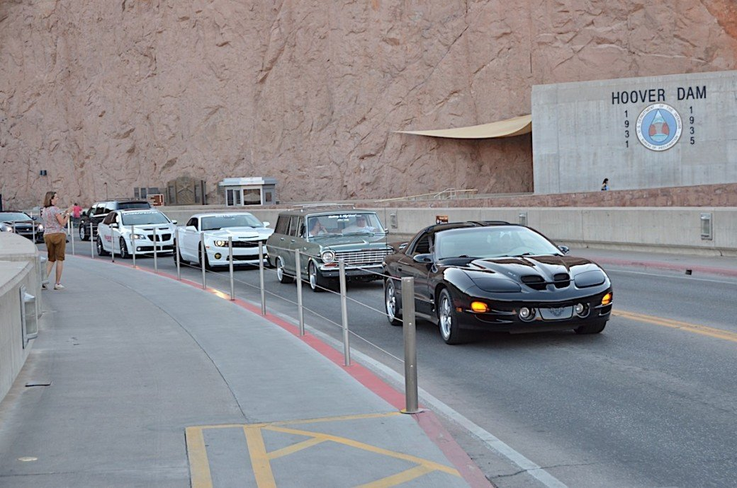 LS Fest West: Our Cruise To Hoover Dam