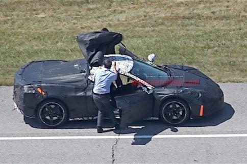 Snagged! Latest Mid-Engine Corvette Pics